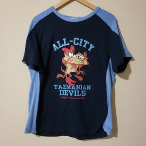 "Vintage ""Tasmanian She-Devil"" T-Shirt"